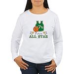 Future All Star Basketball Women's Long Sleeve T-S