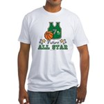 Future All Star Basketball Fitted T-Shirt