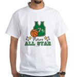 Future All Star Basketball White T-Shirt