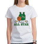 Future All Star Basketball Women's T-Shirt