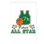 Future All Star Basketball Postcards (Package of 8