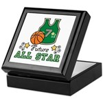 Future All Star Basketball Keepsake Box