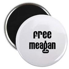 Free Meagan Magnet