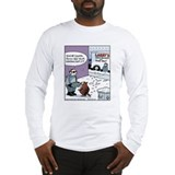 Salt Sander Bribes Groundhog Long Sleeve T-Shirt