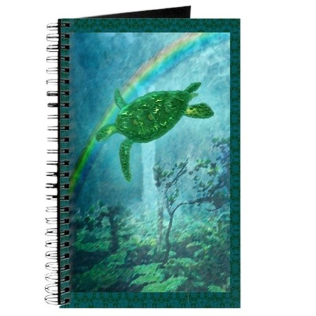 Rainforest Turtle Journal