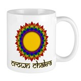 Crown Chakra Coffee Mug