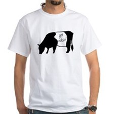 Oreo Cookie Cow Shirt