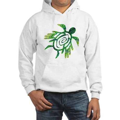 Winged Turtle Hooded Sweatshirt