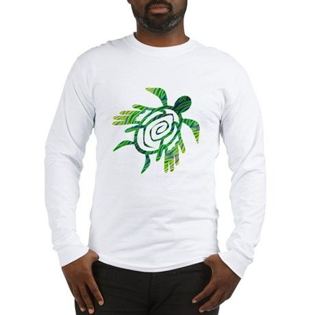 Winged Turtle Long Sleeve T-Shirt