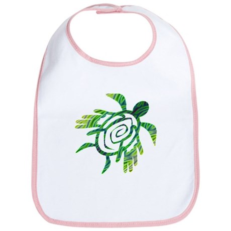Winged Turtle Bib