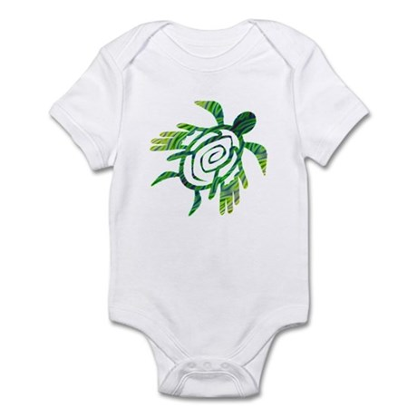 Winged Turtle Infant Bodysuit