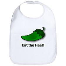 Eat the Heat! Bib