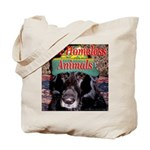 Save Homeless Animals Tote Bag