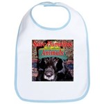 Save Homeless Animals Bib