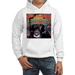 Save Homeless Animals Hooded Sweatshirt