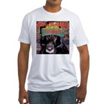 Save Homeless Animals Fitted T-Shirt