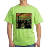 Save Homeless Animals Green T-Shirt