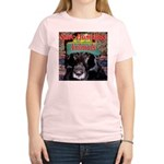Save Homeless Animals Women's Pink T-Shirt