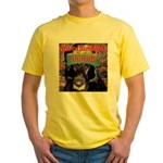 Save Homeless Animals Yellow T-Shirt
