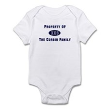 Property of Corbin Infant Bodysuit