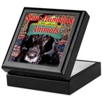 Save Homeless Animals Keepsake Box