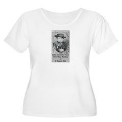 John Clem Women's Plus Size Scoop Neck T-Shirt