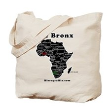 Unique Bronx Tote Bag