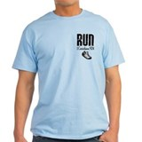 Run the Race verse T-Shirt