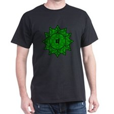 Heart Chakra Mandala T-Shirt