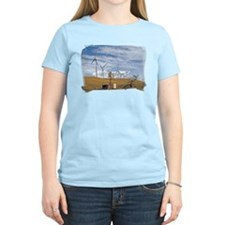 Blue Wind T-Shirt