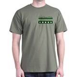 Nana of an American Soldier T-Shirt