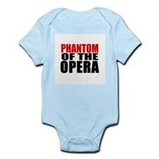 Phantom of the Opera Infant Creeper