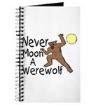 Moon A Werewolf Journal