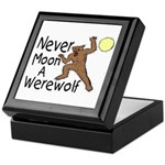 Moon A Werewolf Keepsake Box