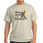 Moon A Werewolf Light T-Shirt