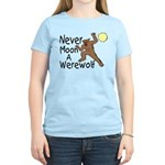 Moon A Werewolf Women's Light T-Shirt
