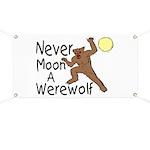 Moon A Werewolf Banner