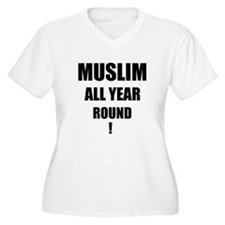 Muslim All Year Round T-Shirt