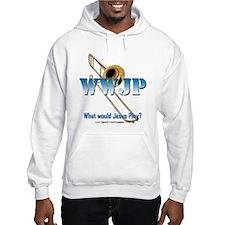 WWJP - trombone Hoodie