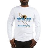 WWJP - trombone Long Sleeve T-Shirt