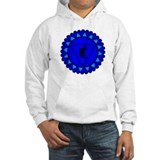 Throat Chakra Mandala Jumper Hoody