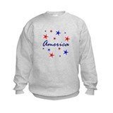 Patriotic America Sweatshirt