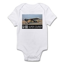 U-10 Super Courier Infant Bodysuit