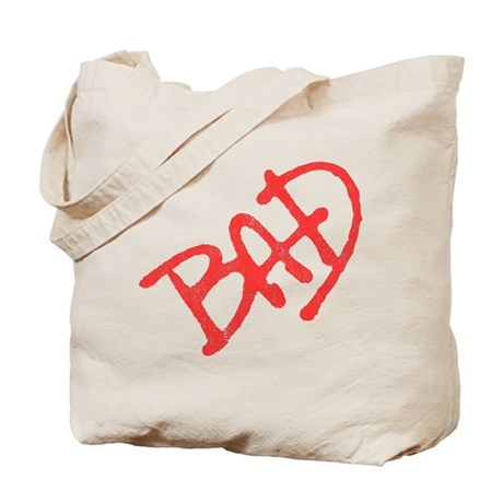 Bad (vintage) Tote Bag