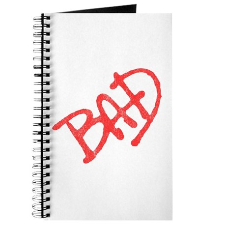 Bad (vintage) Journal