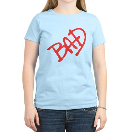 Bad (vintage) Womens Light T-Shirt