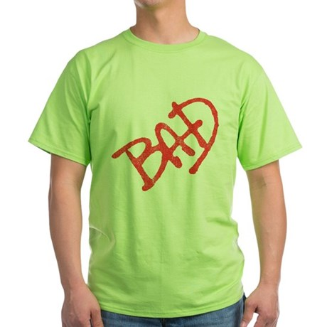 Bad (vintage) Green T-Shirt