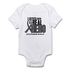 Never Knew A Hero 2 Grey (Grandmother) Infant Body