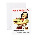 Am I Proud! Greeting Cards (Pk of 10)