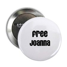 "Free Joanna 2.25"" Button (10 pack)"